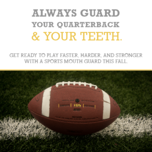 Burke dental center mouth guards.