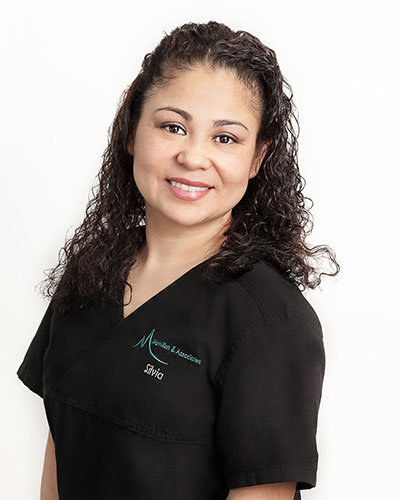 Silvia - Dental Assistant and a part of our Burke dental team