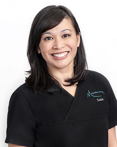 Susie - Registered Dental Hygienist and a part of our Burke dental team