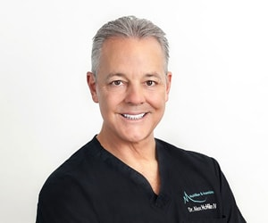 Dr. McMillan who is an Invisalign dentist in Burke