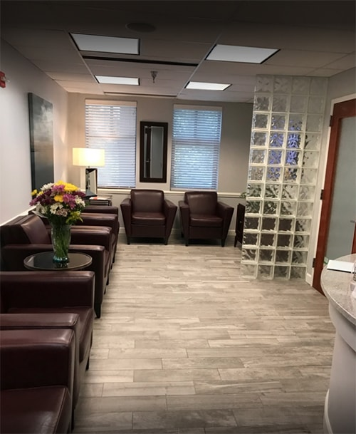 Photo of Dr. McMillans Burke VA Office