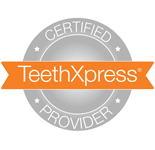 Dr. McMillan is your Certified Provider of TeethXpress in Burke, VA