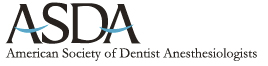 American Society of Dentist Anesthesiologists logo